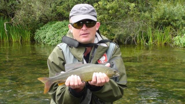 Fly Fishing - Wyprawy z przewodnikiem - www.przewodnicywedkarscy.pl - San