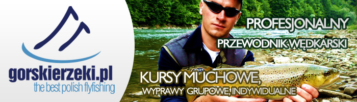 Wyprawy muchowe - www.przewodnicywedkarscy.pl - Wyprawy wędkarskie