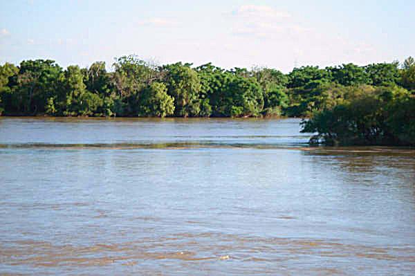 Rzeka - Argentyna - Las Termas Rio Hondo - Dorada - www.przewodnicywedkarscy.pl