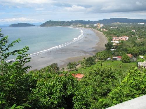 Widok z okna - Kostaryka - www.przewodnicywedkarscy.pl - Wyprawy na ryby