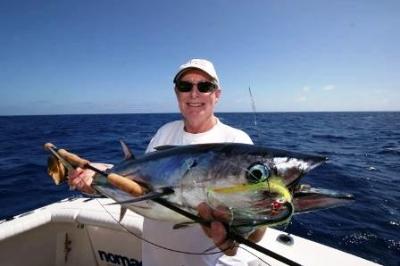 Tuńczyk - Kostaryka - www.przewodnicywedkarscy.pl - Wyprawy na ryby