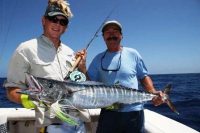 Wahoo - Kostaryka - www.przewodnicywedkarscy.pl - Wyprawy na ryby