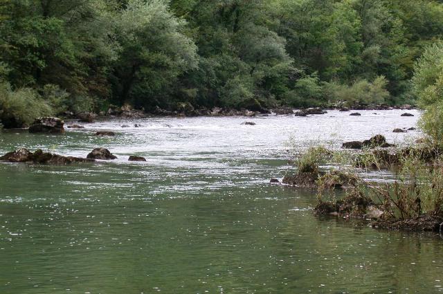 Rzeka Kopla - Słowenia - www.przewodnicywedkarscy.pl - Wyprawy na pstrągi