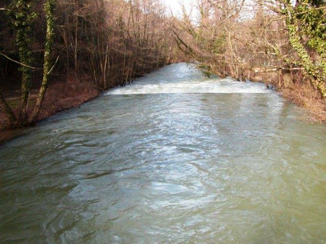 Rzeka Rizana - Słowenia - www.przewodnicywedkarscy.pl - Wyprawy na pstrągi