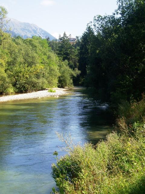 Rzeka Sava Dolinka - Słowenia - www.przewodnicywedkarscy.pl - Wyprawy na pstrągi