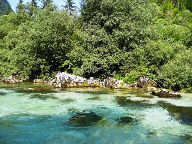 Rzeka Soca - Słowenia - www.przewodnicywedkarscy.pl - Wyprawy na pstrągi