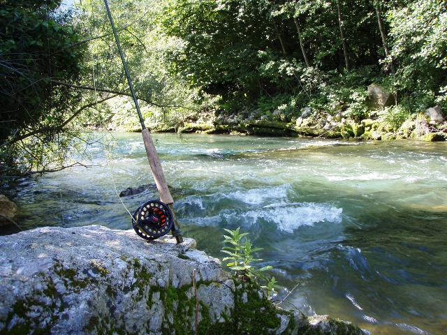 Rzeki Savinja i Dreta - Słowenia - www.przewodnicywedkarscy.pl - Wyprawy na pstrągi