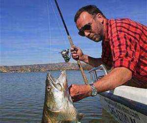 Markus Stegherr - Rzeka Ebro - www.przewodnicywedkarscy.pl - Wyprawy na suma