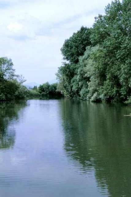 Łowisko bassów - Włochy - www.przewodnicywedkarsy.pl - Wyprawy wędkarskie