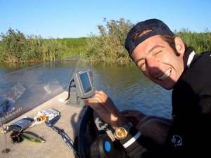 Matteo Zanato - Bass czarny - Włochy - www.przewodnicywedkarsy.pl - Wyprawy wędkarskie