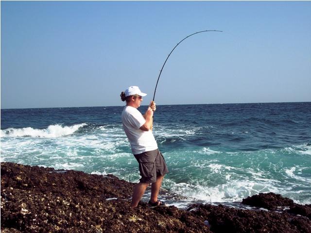 Oman - Ras Madrakah - Morze Arabskie - wyprawy wędkarskie - www.przewodnicywedkarscy.pl