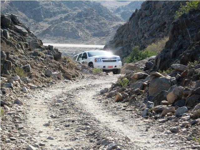 Nasz transport - Oman - Salalah - Morze Arabskie - wyprawy wędkarskie - www.przewodnicywedkarscy.pl