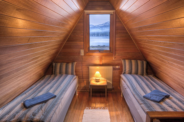 Islandia - sypialnia - www.przewodnicywedkarscy.pl - Wyprawy wędkarskie