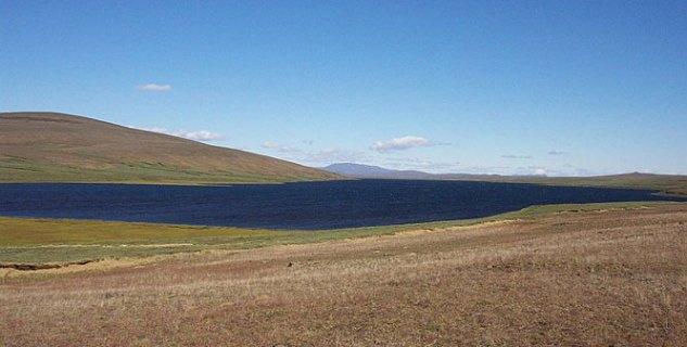 Jezioro w Islandii - www.przewodnicywedkarscy.pl - Wyprawy wędkarskie