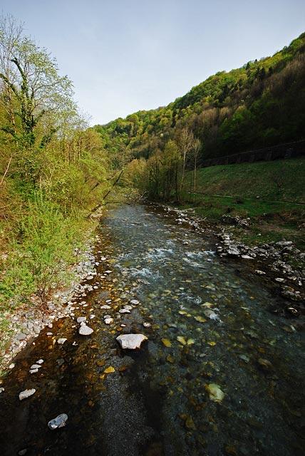 Baca - Słowenia - Łowienie na muchę - www.przewodnicywedkarscy.pl - Wyprawy wędkarskie