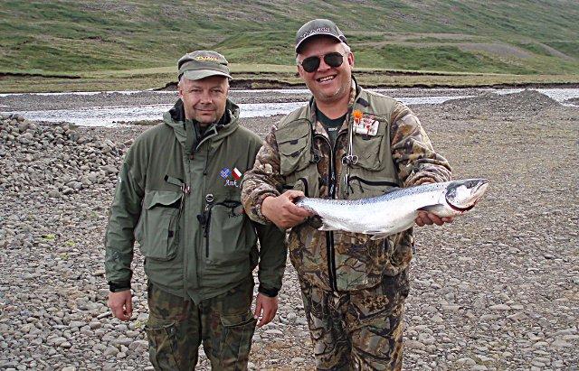 Łosoś - Islandia - www.przewodnicywedkarscy.pl - Wyprawy wędkarskie