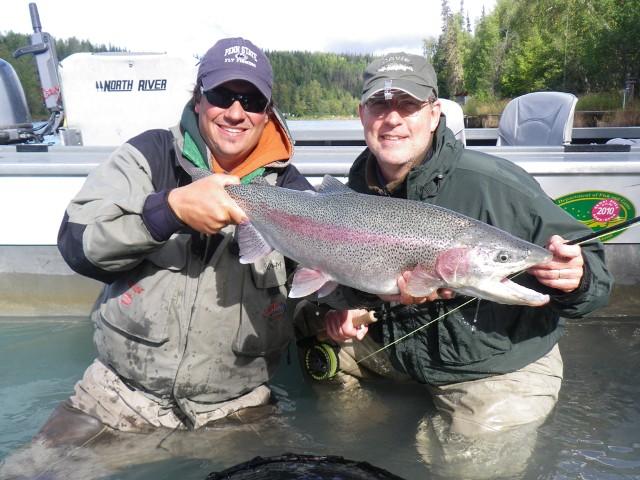 Alaska - Przewodnik z Klientem - www.przewodnicywedkarscy.pl - Wyprawy wędkarskie