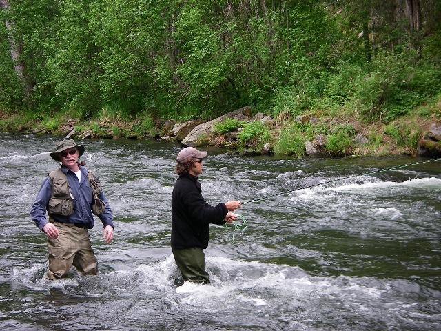 Alaska - rzeka - www.przewodnicywedkarscy.pl - Wyprawy wędkarskie