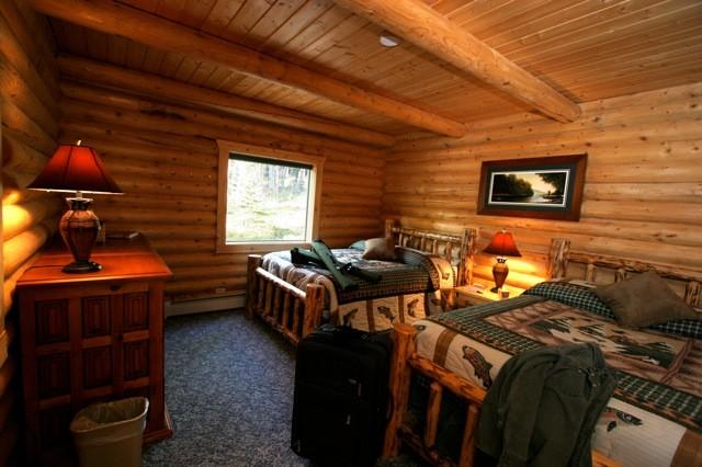 Alaska - Sypialnia - www.przewodnicywedkarscy.pl - Wyprawy wędkarskie