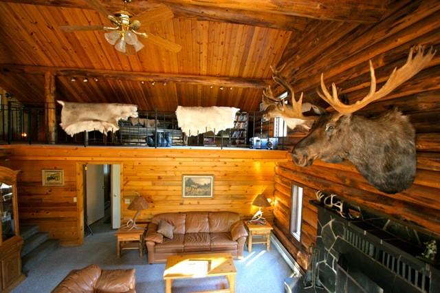 Alaska - Pokój dzienny - www.przewodnicywedkarscy.pl - Wyprawy wędkarskie