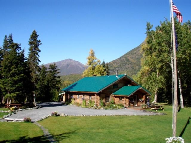 Alaska - Zakwaterowanie - www.przewodnicywedkarscy.pl - Wyprawy wędkarskie