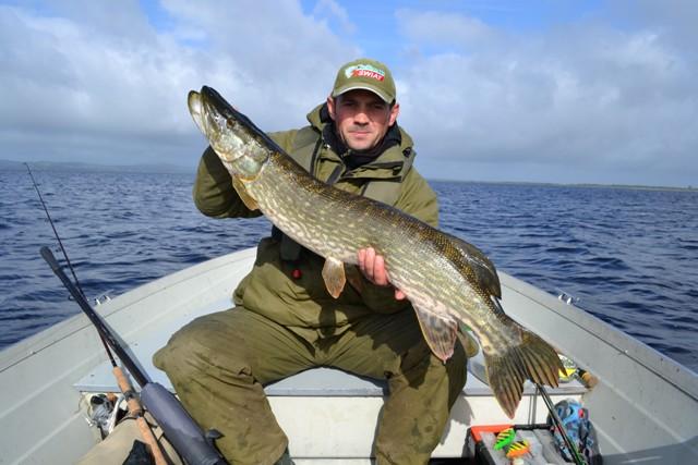 Irlandia - Jezioro Corrib - www.przewodnicywedkarscy.pl - Wyprawy wędkarskie