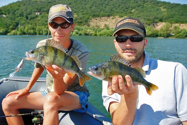 Dublet - www.przewodnicywedkarscy.pl - Wyprawy na ryby