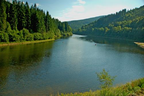 Labska Prehrada - www.przewodnicywedkarscy.pl - Wyprawy na ryby