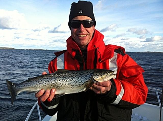 Troć - Szwecja - Szkiery Sztokholm - www.przewodnicywedkarscy.pl - Wyprawy na ryby