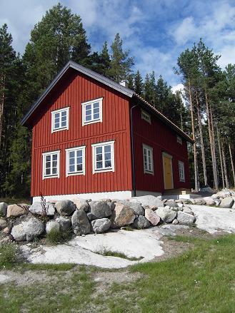 Domek - Szwecja - Szkiery Sztokholm - www.przewodnicywedkarscy.pl - Wyprawy wędkarskie