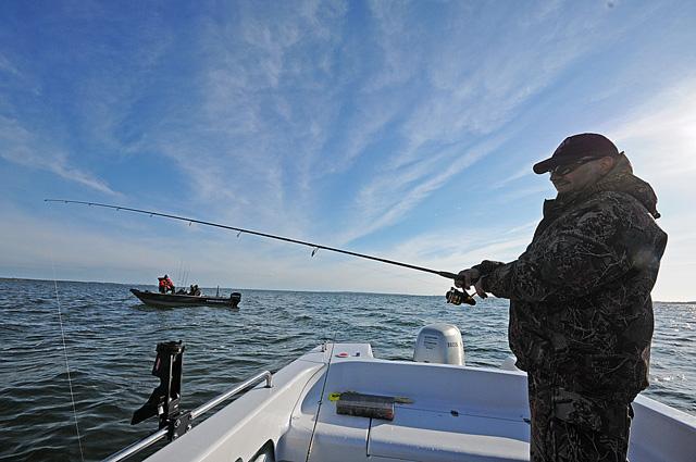 Wyprawy na ryby z przewodnikiem - www.przewodnicywedkarscy.pl - Wyprawy na Rugię
