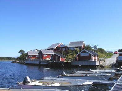 Wyprawy wędkarskie do Norwegi - www.przewodnicywedkarscy.pl - Wyspa Hitra
