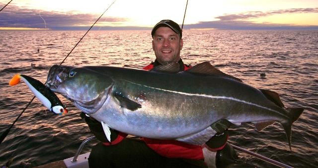 Wyprawy na ryby do Norwegii - www.przewodnicywedkarscy.pl - Wyspa Mageroya - Nord Kapp