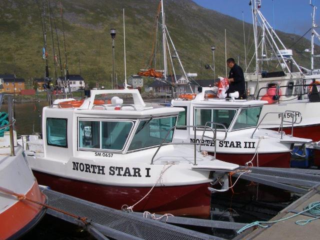 Wyprawy wędkarskie do Norwegii - www.przewodnicywedkarscy.pl - Wyspa Mageroya - Nord Kapp
