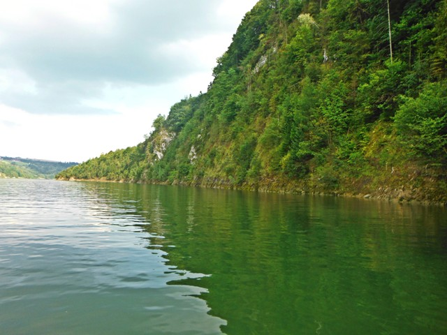 Jezioro Czorsztyńskie - www.przewodnicywedkarscy.pl - Wyprawy na ryby