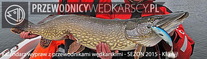 Wyprawy na ryby z przewodnikiem - www.przewodnicywedkarscy.pl - Wyprawy wędkarskie