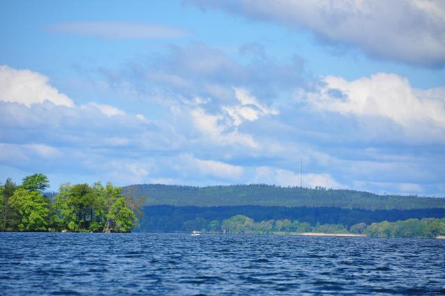Jezioro Boren - www.przewodnicywedkarscy.pl - Wyprawy do Szwecji