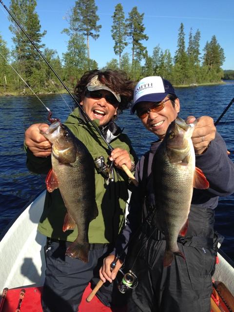 Laponia - Szwecja - www.przewodnicywedkarscy.pl - Wyprawy wędkarskie do Szwecji