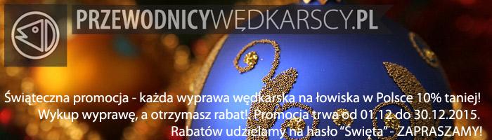 Wyprawy na ryby - www.przewodnicywedkarscy.pl - Wyprawy wędkarskie z przewodnikiem