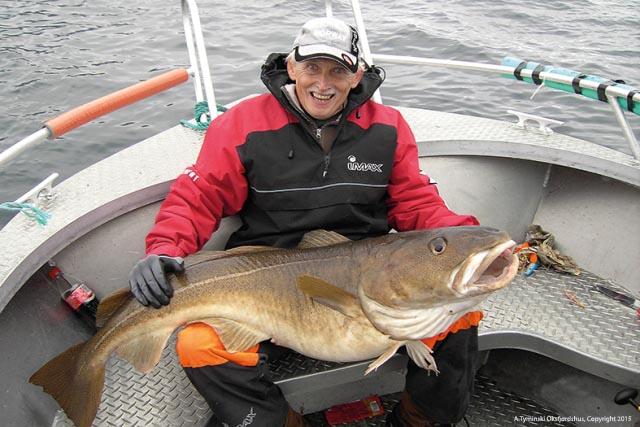 Na ryby do Norwegii - www.przewodnicywedkarscy.pl - Wyspa Loppa - Nordkapp