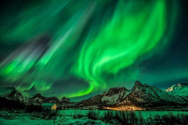 Wyprawy do Norwegii - www.przewodnicywedkarscy.pl - Skarnsund Norwegia