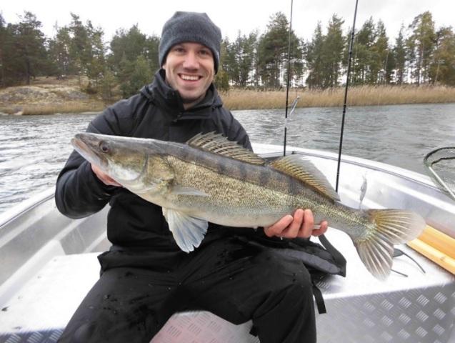 Na ryby do Szwecji - www.przewodnicywedkarscy.pl - Szkiery Loftahammar