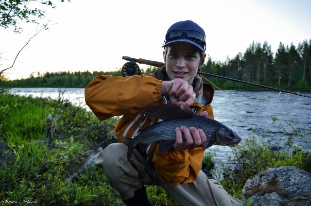 Na ryby do Szwecji - www.przewodnicywedkarscy.pl - Laponia
