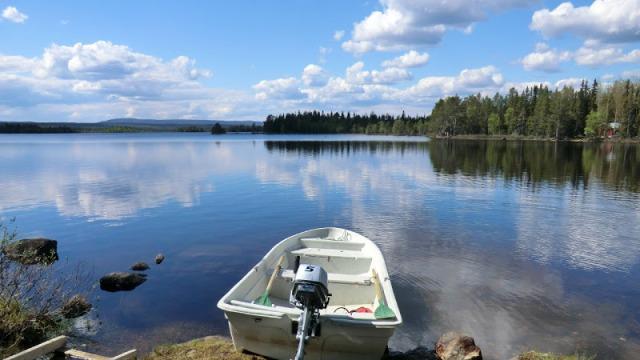 Na ryby do Szwecji - www.przewodnicywedkarscy.pl - Rejon Stensele
