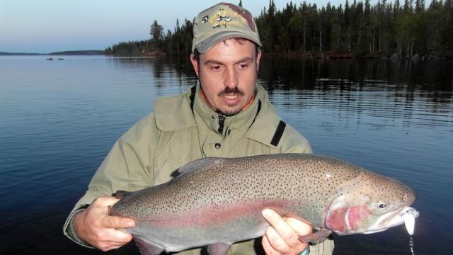 Na ryby do Szwecji - www.przewodnicywedkarscy.pl - Jeziora w Szwecji