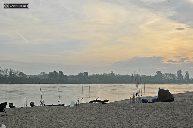 Wyprawy wędkarskie na suma - www.przewodnicywedkarscy.pl - Rzeka Pad we Włoszech