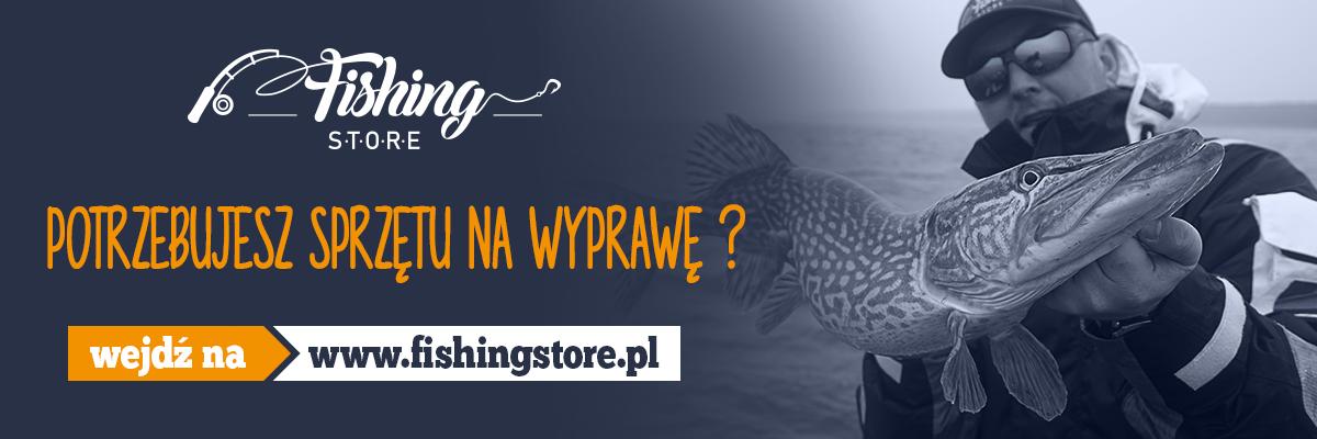 Sklep wędkarski fishingstore.pl